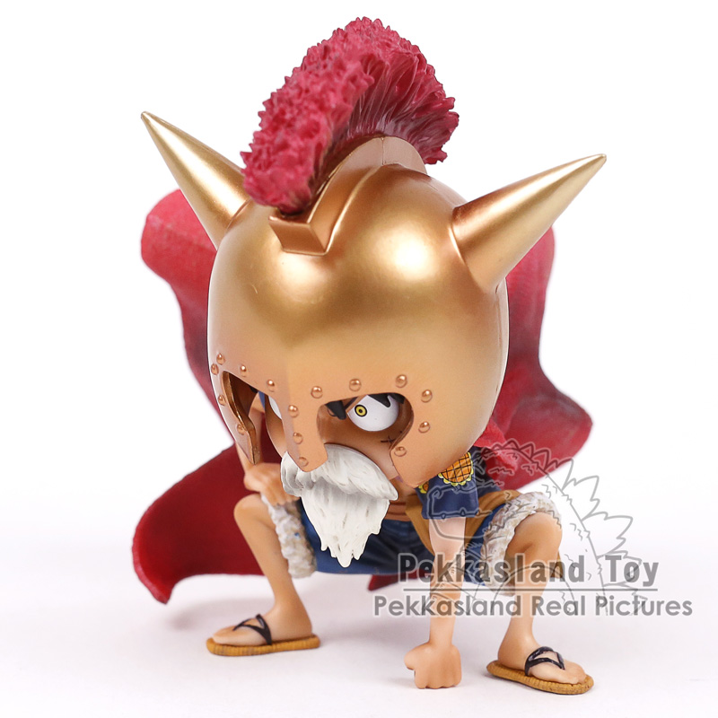 One Piece Anime Monkey D Luffy Lucy Arena Ver Action & Toy Figures Pvc Figure Collection Model Doll Toys Gift