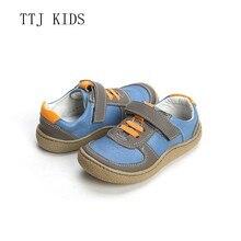 a322857f6ac4b TTJ enfants nouveaux garçons chaussures en cuir Style britannique école  Performance enfants chaussures de fête de mariage blanc .