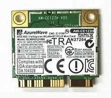 Ssea Новый Беспроводной карты для Broadcom BCM94352HMB 802.11a/B/G/AC Половина Mini pci-e 867 Мбит/с 2X2 Wi-Fi Bluetooth 4.0 карты
