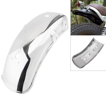 Motorcycle Mudguards Stainless Steel Rear Wheel Guardabarros Trasero for Suzuki GN125 GN250