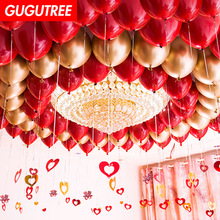Decoration 100pcs 5inch 10inch red latex balloons wedding event christmas halloween festival birthday party PD-126