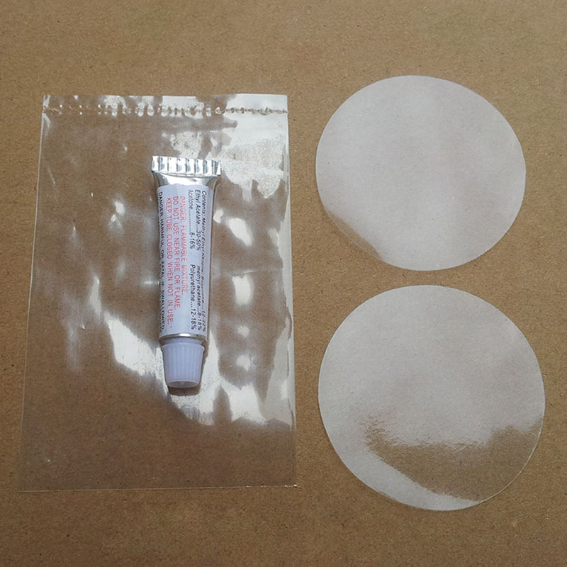 Inflatable Boat Repair Kit PVC Material Adhesive Patches For Waterbed Air Mattress Swimming Ring Toy YS-BUY
