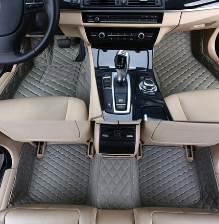 Good quality! Custom special car carpets for Suzuki S-cross 2017-2014 Easy to clean waterproof car internal mats,Free shipping