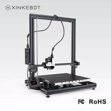XINKEBOT Orca2 Лебедь 3D Принтер Prusa i3 2.8 «Сенсорный Экран 400x400x480mm Создание Космического с PLA 1 кг