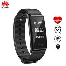 Оригинальный Huawei Honor A2 Smart Браслет 0.96 «oled Экран Пульс монитор сердечного ритма IP67 Водонепроницаемый фитнес-трекер Smart Band