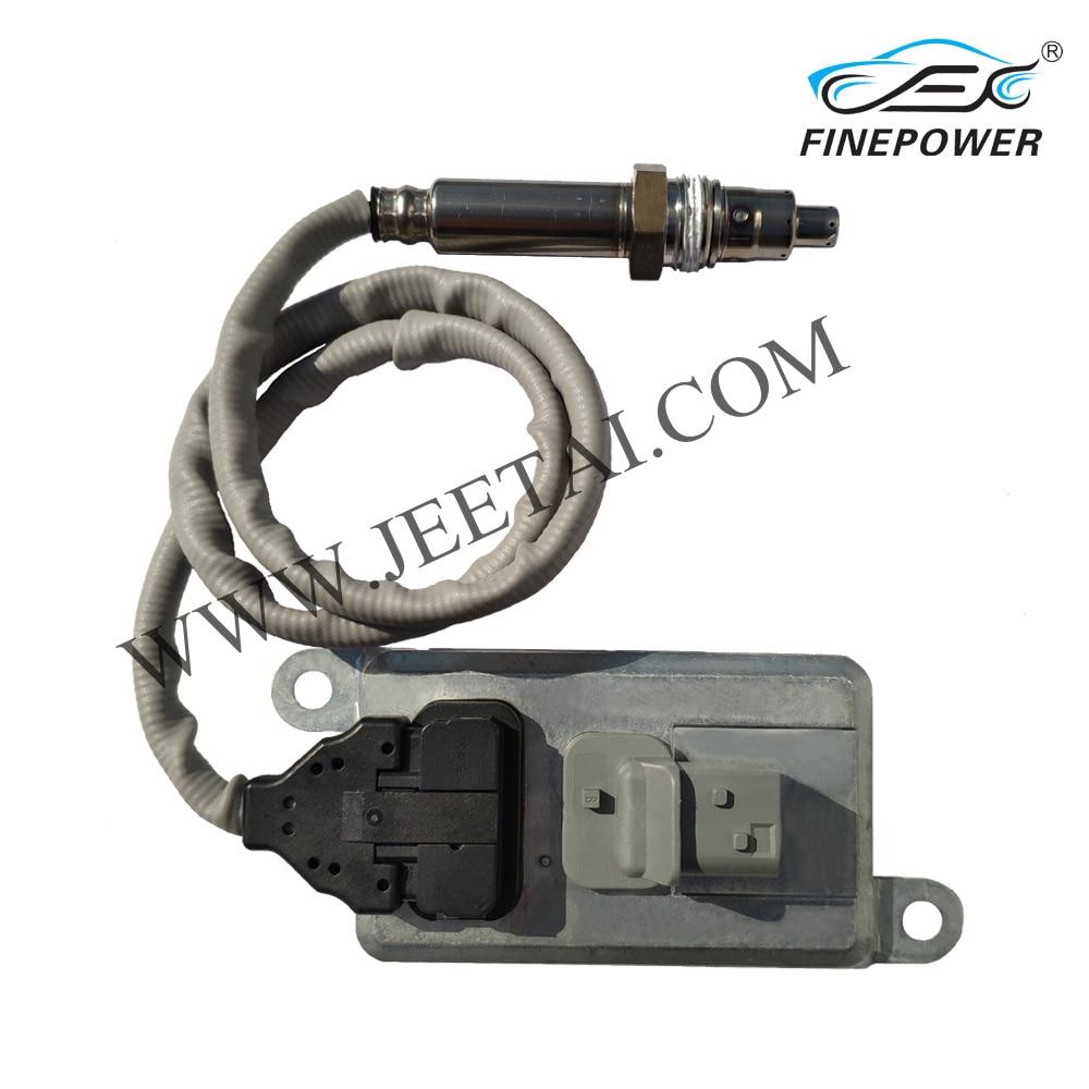 NOx sensors A0101539528 Mercedes Benz Truck Bottom 0091530028 SCR 5WK96653C Lambda Wholesale Promotion Nitrogen Oxide Sensors