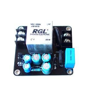 Image 3 - 4000 w amp 전원 공급 장치 소프트 스타트 보드 클래스 a 1969 용 고출력 100a 고전류 릴레이 audi amplifier diy saw B5 004