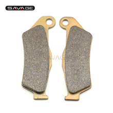 Front Brake Pads For KTM EXC 250 400 450 520 525 RACING Motocycle Accessories High Quality Pad Motos