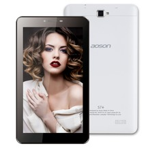 Aoson S7+ Android 7.0 Quad Core 16GB+1GB 7 inch 3G Phone Call Tablets Dual Camera Wi-Fi Bluetooth Newest Entertainment Tablet PC