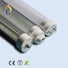 50pcs/lot LED T8 V shape Tube 40W 1800mm 6ft SMD2835 96*2leds Led tube Bulbs high quality 28lm/led Led Tubes Lights lighting