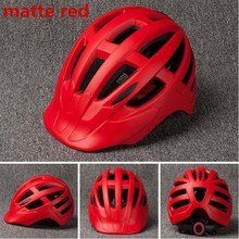 Ultralight cycling helmet Rain-proof dustproof insect proof  Mountain&Road Bicycle MTB Helmet Safe Men Women& kids bike helmets цена