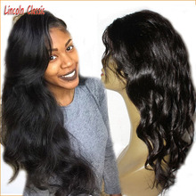 2016 New 7a Unprocessed Virgin Hair U Part Human Hair Wigs For Black Women Body Wave U Part Wig Brazilian Hair Side Part No Lace