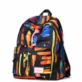 2016 Marca Moda Hombre Graffiti Bagkpack Para Adolescentes de la Escuela Mochila Mochilas Portátiles Bolsas de Viaje Femenino Morrales