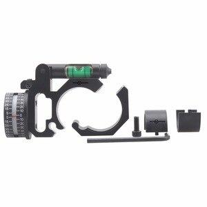 Оптика вектора 30 мм 1 дюйм угловой индикатор пузырьковый уровень ADI прицел крепление кольцо прецизионная винтовка стрельбы аксессуары для охоты