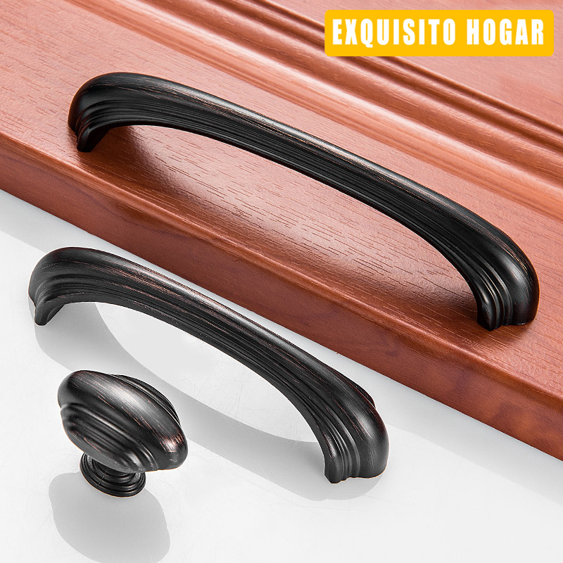 Furniture Hardware Fitting Antique BronzeStyle Imitation Classical Cabinet Door Handle Shoe Cabinet Wardrobe Drawer Knobs furniture drawer handles wardrobe door handle and knobs cabinet kitchen hardware pull gold silver long hole spacing c c 96 224mm