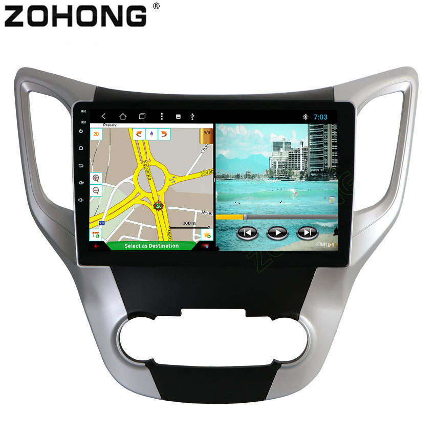 2.5D 10.2inch Octa 8 Core Android 8.1 For Chana CS35 Changan CS35 Car GPS DVD Multimedia Player Navigation Radio RDS wifi BT MAP-in Car Multimedia Player from Automobiles & Motorcycles    1