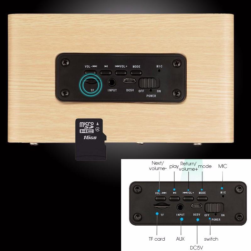 mi bluetooth speakersw wood (8)