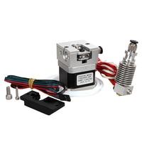 SWMAKER 3DSWAY 3D printer kit MK8 remote and near universal Bulldog extruder V6 nozzle 1.75
