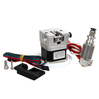 SWMAKER 3DSWAY 3D Printer Kit MK8 Remote And Near Universal Bulldog Extruder V6 Nozzle 1 75