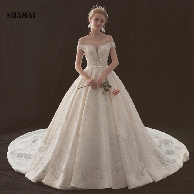 Elegant Embroidery Embellishment Ball Gown Traditional: Aliexpress.com : Buy Elegant New Style Wedding Dress