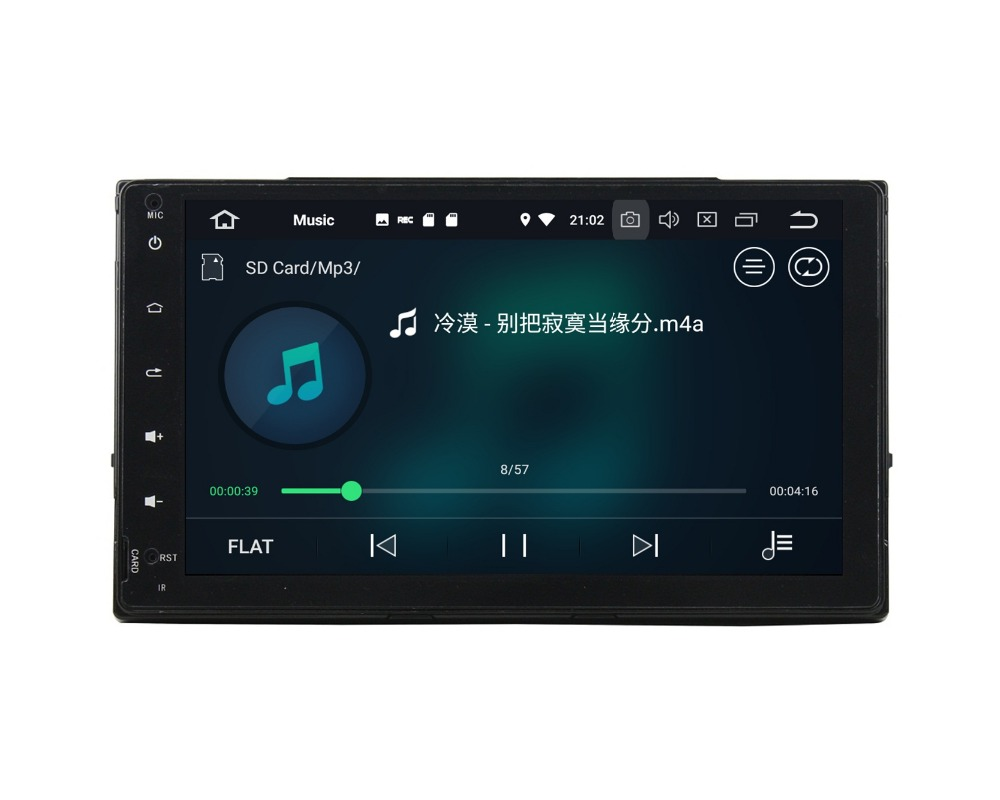 9 Android 8.0 Car Audio DVD Radio GPS Navigation for Toyota Corolla 2016 2017 4GB RAM Bluetooth WIFI USB Mirror-link 32GB ROM