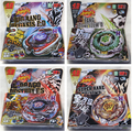 2015 New Arrive!! Mix 32 Style 4pcs/lot  4D Metal  Beyblade Brazil USA Hot Sale Toys Flight Big Bang  Beyblade