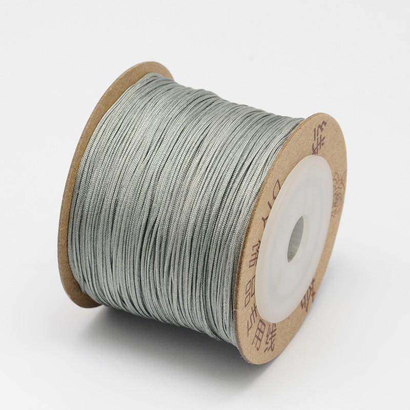 0.8mm Hilos De Nylon Cable de Resultados de La Joyería para La Joyería Que Hace