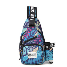 Sling Bag Chest Pack Boy Bolsa Bohemian Women Feminina Messenger Summer Beach Mens Blue Crossbody Bags Men bag