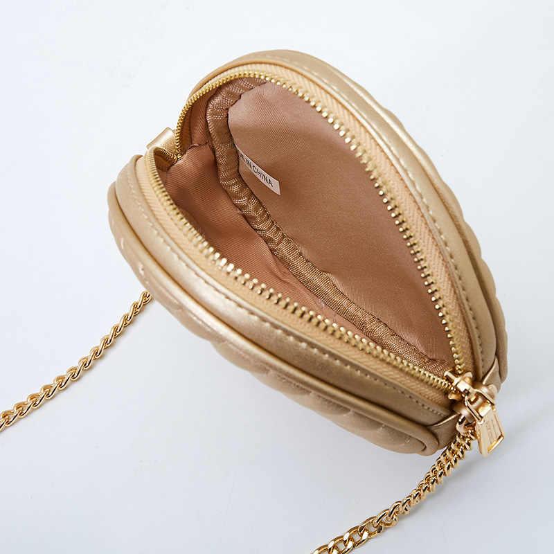 Роскошные для женщин Мода Круглый Сумочка кисточкой сумка маленькая длинная цепь дамы кошелек высококачественные, круглые курьерские сумки Bolsa