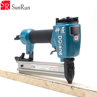 Upholstery furniture industry pneumatic tools air nail guns  F30 woodworking nail gun used with air compressor
