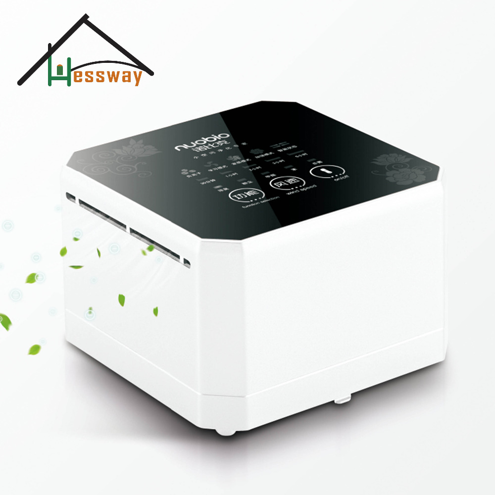 Formaldehyde removing home air freshener air purifier ionizer Air Purifier with 110V 240V power