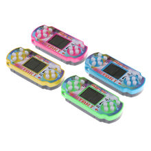 High Quality Children Portable Handheld Video Game random color Console Tetris kids Gaming Controller Classical Players(China)