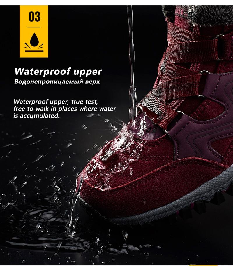 HTB1hnXraJfvK1RjSspfq6zzXFXaE - Brand Men Snow Boots Plus Size 45 New Men Boots with Fur Unisex Winter Snow Botas Warm Plush Shoes High Top Boots Autumn