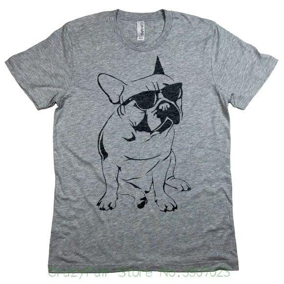 Frenchie French Bulldog Shirt. Unisex T-shirt. Bulldog T Shirts. Dog Owner Shirt Top Tees Custom Any Logo Size