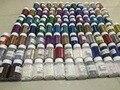 100 пакета(ов) различных растворителей устойчив блеск образцы набор для гель лака для Ногтей решений, свечей 5 г каждый