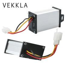 Converters Electric Buck Converter 36V/48V/60V/72V To 12V DC Module Car Power Supply Voltage For Electric Vehicle