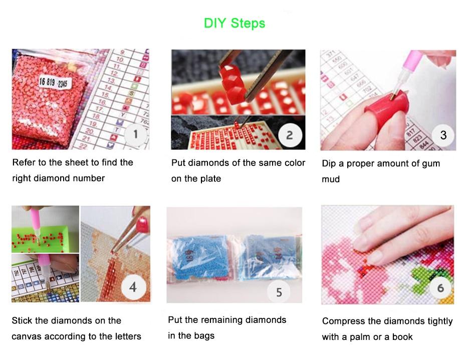 DIY Steps