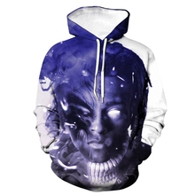 New XXXTentacion mens hoodie street hip hop style hooded casual personality trend sports