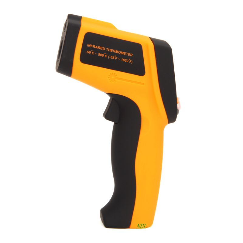 Digital IR Laser Infrared Thermometer GM900 High Precise Non Contact Safely And Quickly Temperature Pyrometer 50