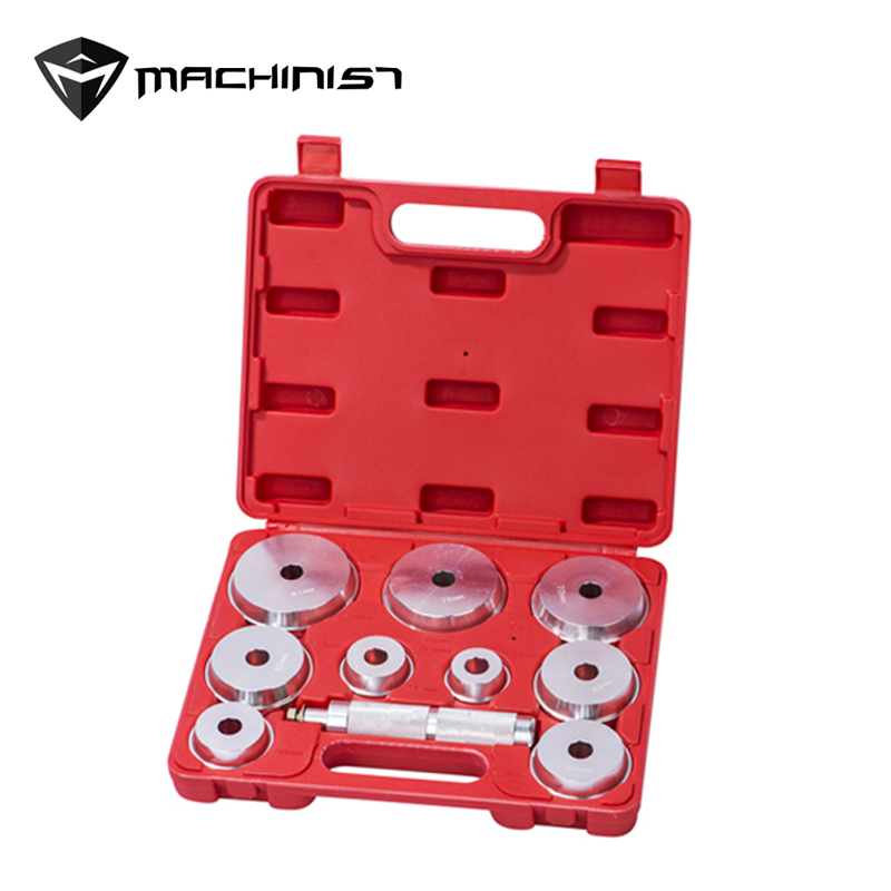 10Pcs Wheel Bearing Removal/Disassemble repair Tools Set aluminum Oblique type WE-D1014 32pfl3403 93 3231rc ta 6632l 0494a used disassemble