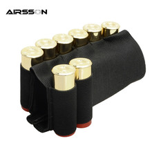 8 Rounds Shell Buttstock Holder