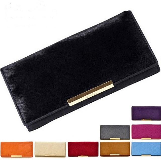 2013 оптовая Luxury Brand GAOFAN натуральная телячья кожа конский волос  леди женщины кошелек кошелек сумка бесплатная 0d959b757c8