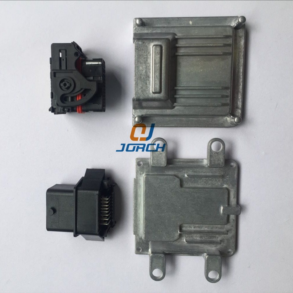 все цены на 1set 32pin ECU Aluminum Enclosure Box with 32 pin Case Motor Car LPG CNG Conversion Male Female Auto Connector онлайн