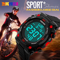 Fashion Digital LED Electronic Watches Military Waterproof Wristwatch SKMEI Brand Men digital-watch men's sport watches Relojes