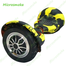 Electric Balance Scooter 10inch Hoverboard Shell High Quality 2 Wheel 10 Inch Hoverboard Skateboard Silicone Protective Case(China)