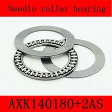 140X180X5 мм AXK140180 + 2AS сунул игольчатый роликовый подшипник AXK140180 только для объема продаж