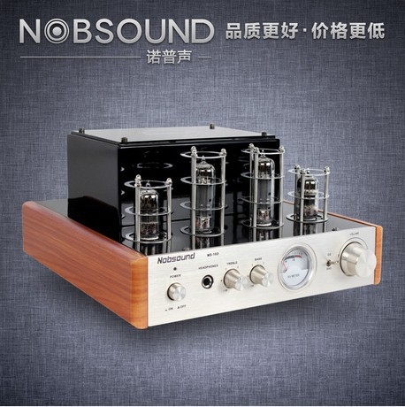 Ms-10d, top selling tube amplifier, power amplifier, tube amplifier, nobsound, excellent sound experience