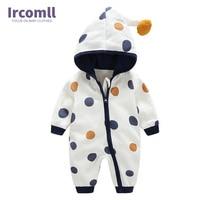 Newborn Creative Pattern Deer Baby Girl Clothes Infant Romper
