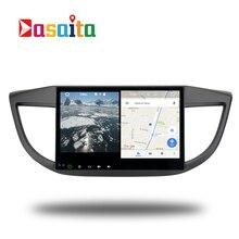 Car 2 din radio android 7.1 GPS Navi for Honda CRV 2012+ CR-V autoradio navigation head unit multimedia video play stereo 2G Ram