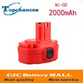 18V 2.0Ah Replacement Power Tool Battery for Makita 1822 1823 1834 1835 192827-3 192829-9 193159-1 193140-2 193102-0